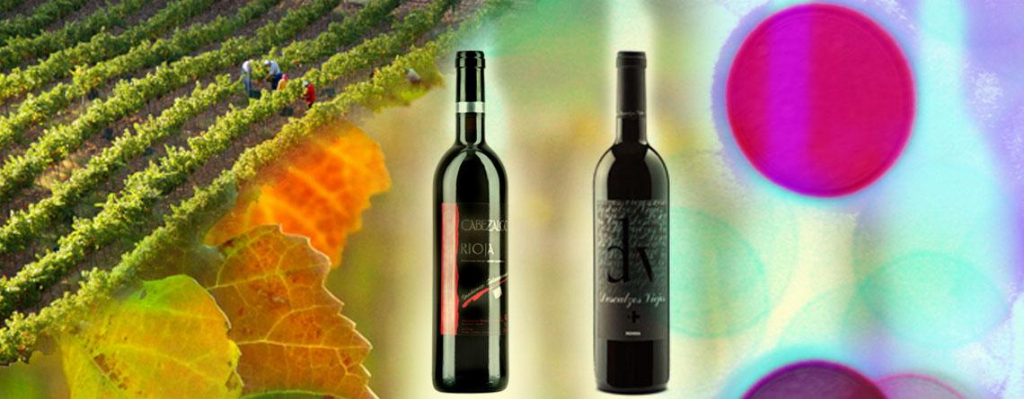 Spanish fine wine to export