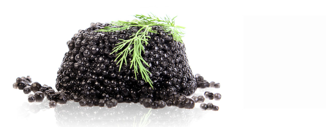 Caviar traditional and ecological